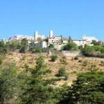 Bargème 12th century Village