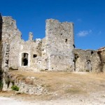 12th century village Bargème Var
