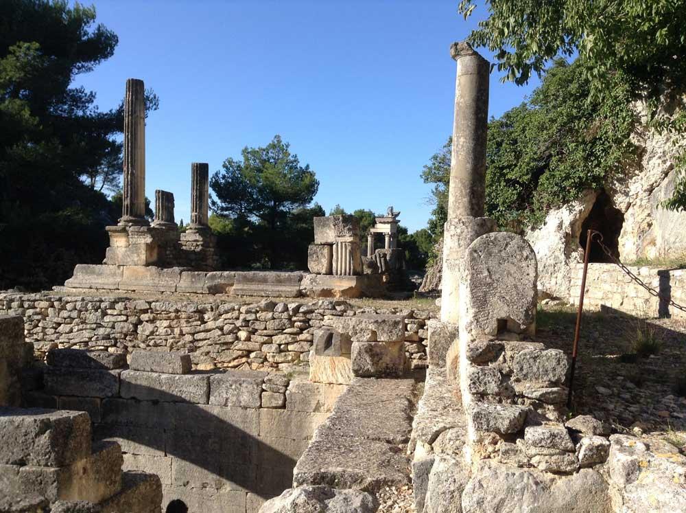 Joelle-Aubry---Site-Archeologique-de-Glanum-1000-web